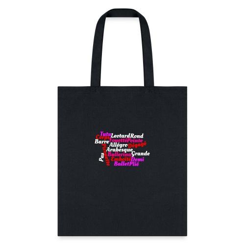 Ballet Art - Tote Bag