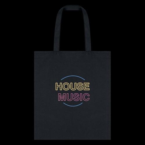 House Music - Tote Bag