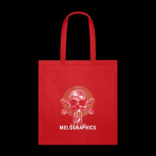 No Music Is Death - Tote Bag