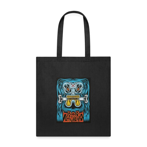White ZOMBIE limited art print devils rejects - Tote Bag