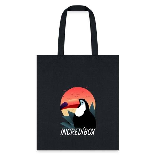 visu-toucan - Tote Bag