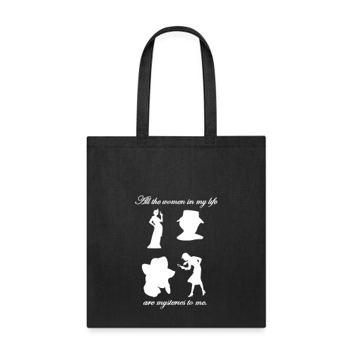 Mystery Women Tote Bag - Tote Bag
