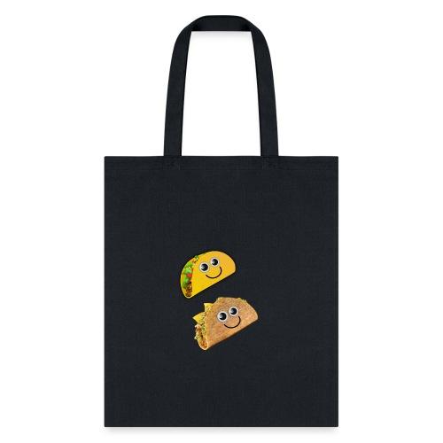 Taco Button - Tote Bag