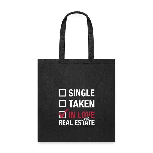 In Love with Real Estate - Tote Bag