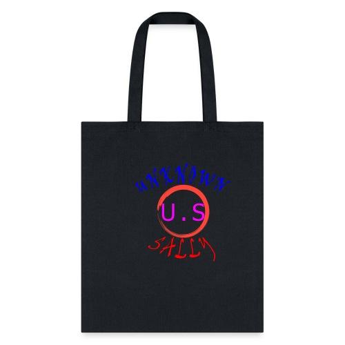Initial Hoodie - Tote Bag