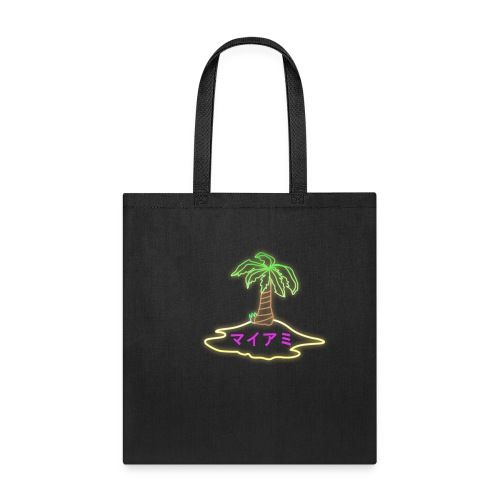 Miami Aesthetic by Phobic - Tote Bag