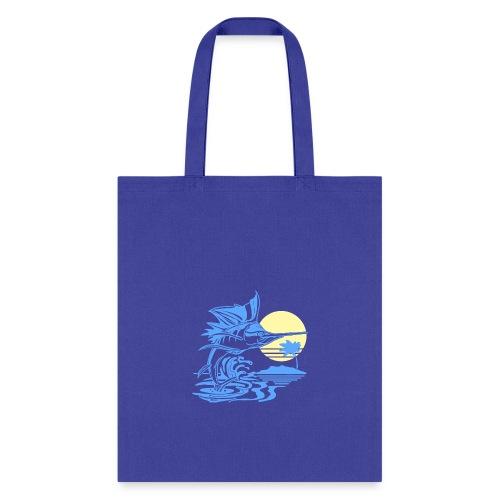 Sailfish - Tote Bag