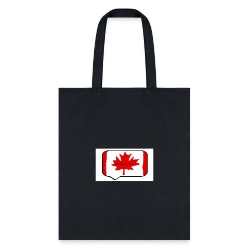 Canada, Eh! - Tote Bag