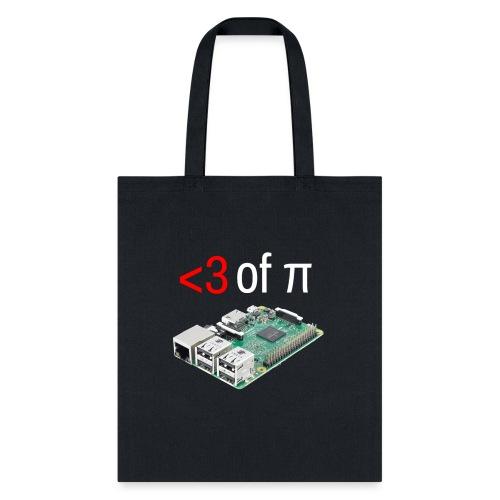 Life of Raspberry Pi - Tote Bag