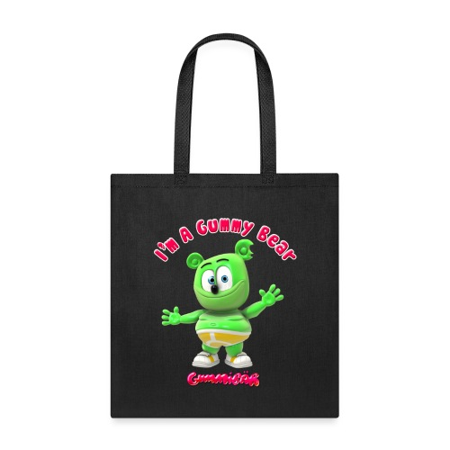 I'm A Gummy Bear - Tote Bag