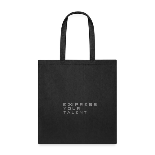 Express Your Talent - Tote Bag
