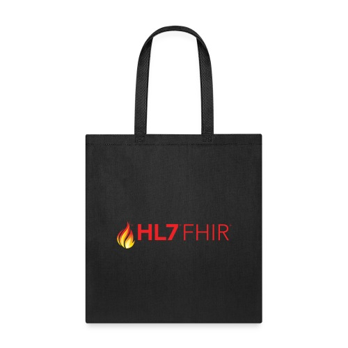 HL7 FHIR Logo - Tote Bag