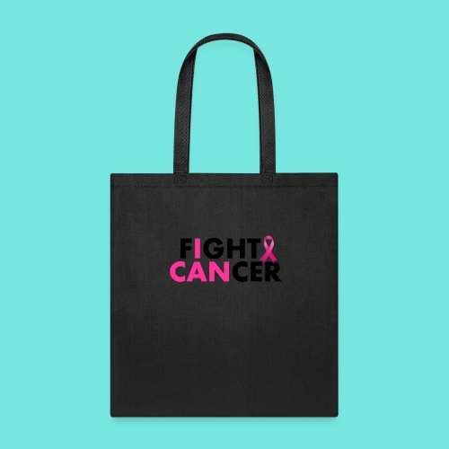 FIGHT CANCER - Tote Bag