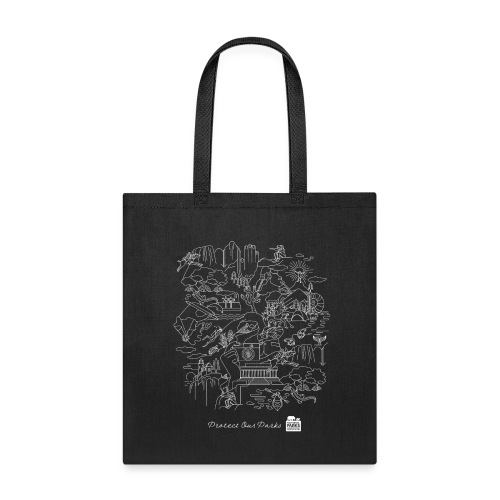 Protect Our Parks - Tote Bag