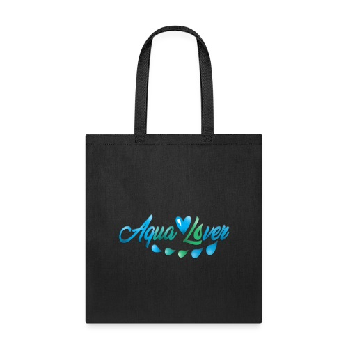AquaLoverShirt - Tote Bag