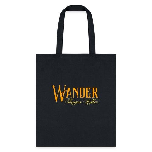 Wander Logo - Tote Bag