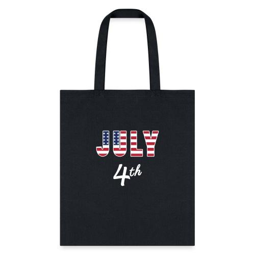 July 4th - Tote Bag