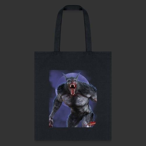 Werewolf By Moonlight 2 - Tote Bag