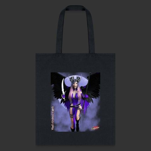 Undead Angels By Moonlight: Fallen Wrath - Tote Bag