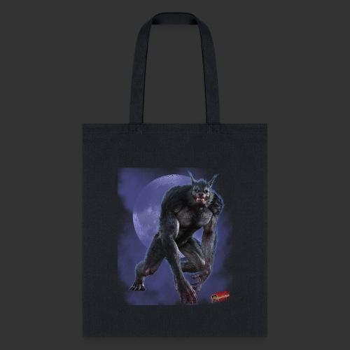 Werewolf By Moonlight - Tote Bag