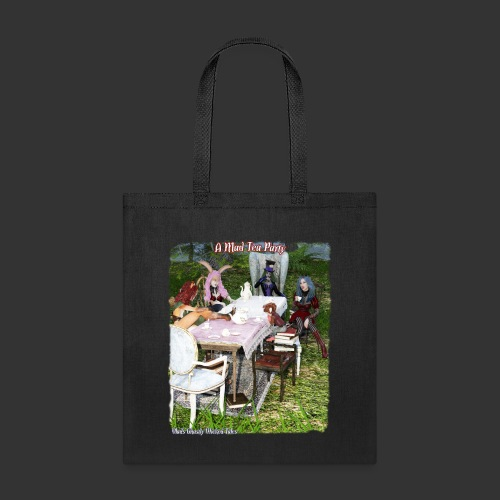 Alicia Abyss Mad Tea Party - Tote Bag