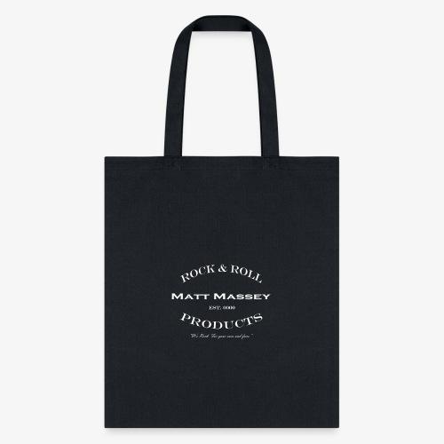 Matt Massey Rock Products - Tote Bag