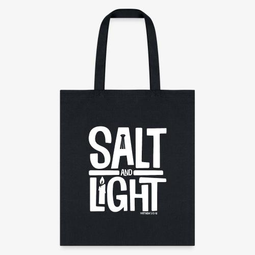 Salt + Light - Tote Bag