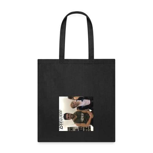 me with gorge janko - Tote Bag