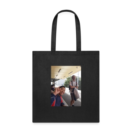 VOOMASS at the train station - Tote Bag