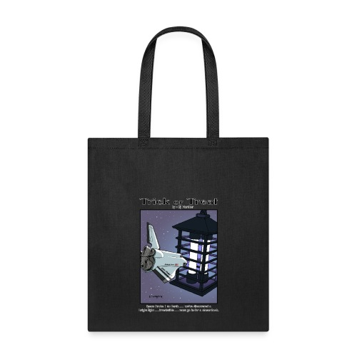 19 Space Shuttle Zapper - Tote Bag