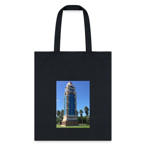 Welcome to St. Petersburg tee - Tote Bag