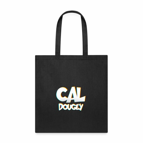 CAL DOUGEY TEXT - Tote Bag