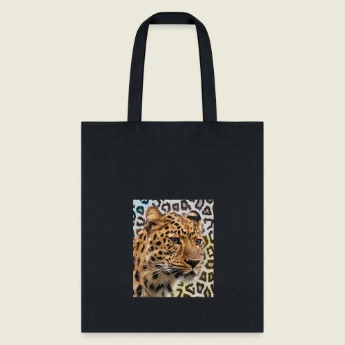 Leopard Print Love - Tote Bag