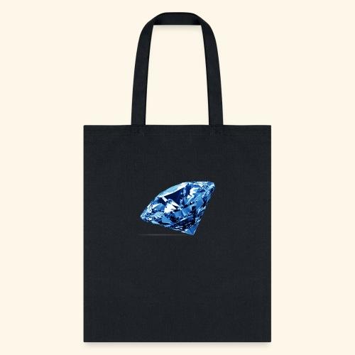 Blue Diamonds - Tote Bag