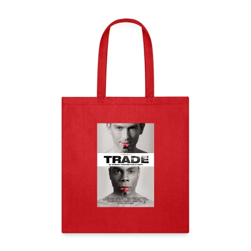 TRADE the movie poster - Tote Bag
