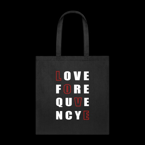 Love Frequency - Tote Bag