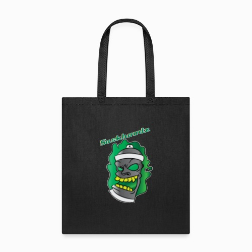 saskhoodz paint - Tote Bag