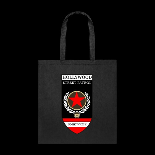 HOLLYWOOD STREET PATROL - Tote Bag