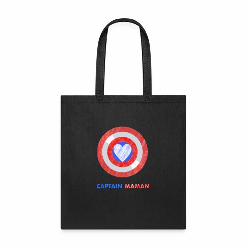CAPTAIN MAMAN - Tote Bag
