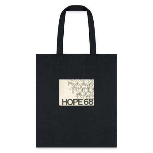 Vintage Focus: HOPE Logo - Tote Bag
