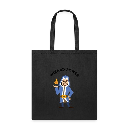 wizard power - Tote Bag