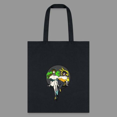 Leiur and Phara Tiddy Bunsuit - Tote Bag
