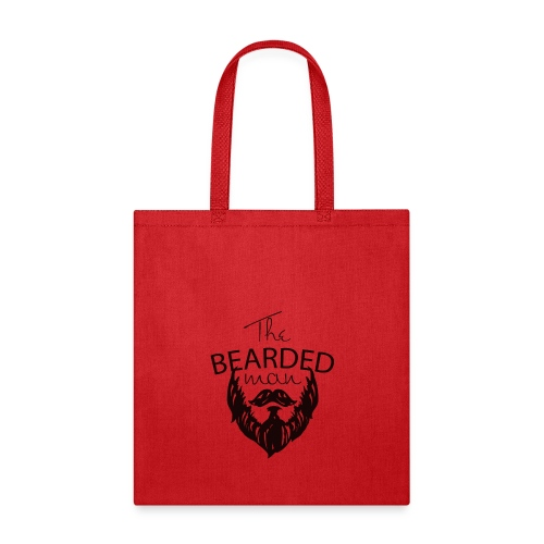 The bearded man - Tote Bag