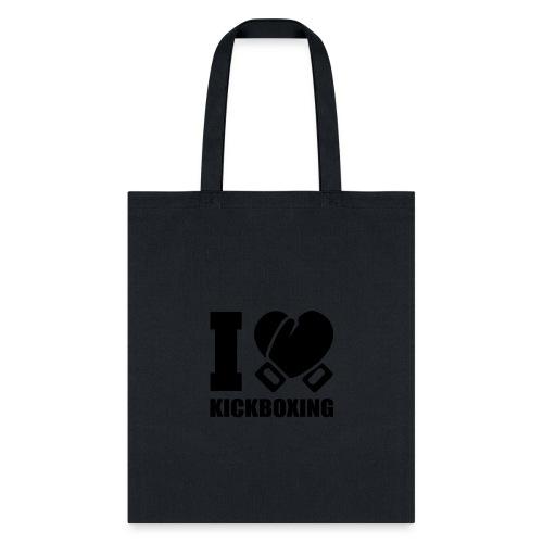 I Love Kickboxing - Tote Bag