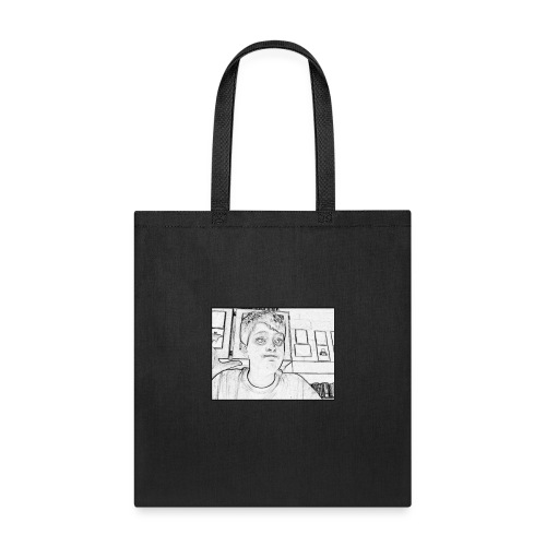 Sketch pic of ME The 24/7 Duck Channel - Tote Bag