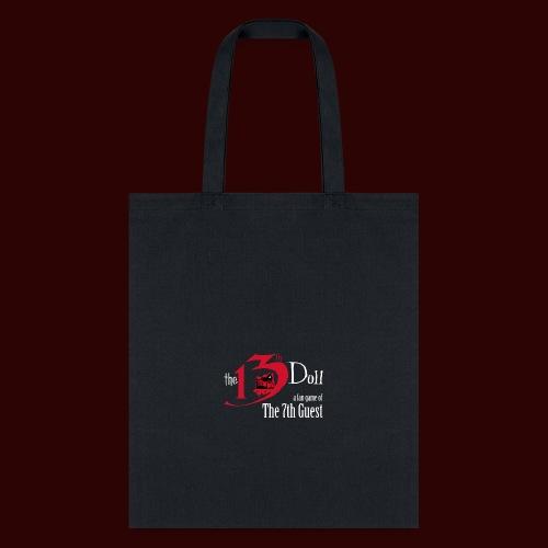 The 13th Doll Logo - Tote Bag