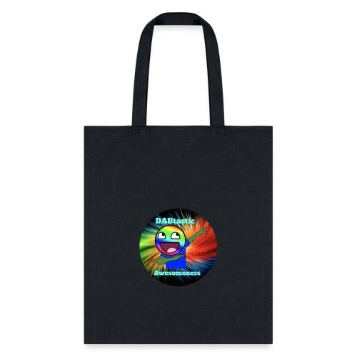 DABtastic Awesomeness Logo - Tote Bag
