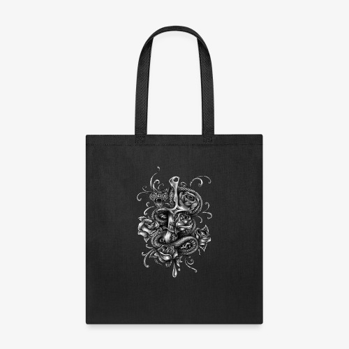 Dagger And Snake - Tote Bag