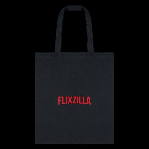 Flixzilla Logo - Tote Bag