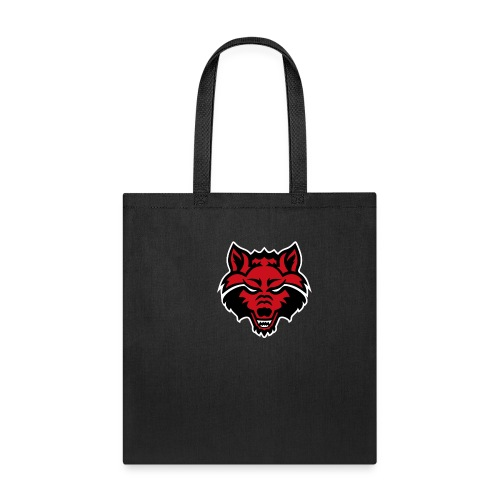Red Wolf - Tote Bag